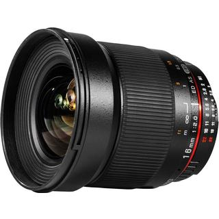 Samyang 16mm F2.0 ED AS UMC CS for Canon M