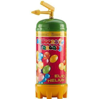 Helium Gas Cylinder 156 Liters