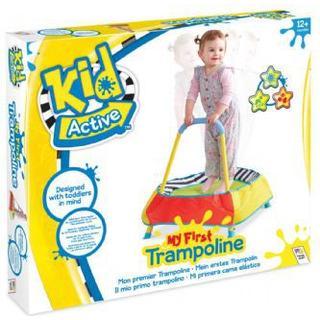 Worlds Apart Kid Actiive My First Trampoline