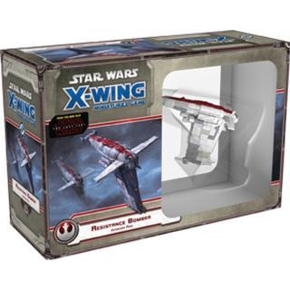 Fantasy Flight Games Star Wars: X-Wing Resistance Bomber Expansion Pack