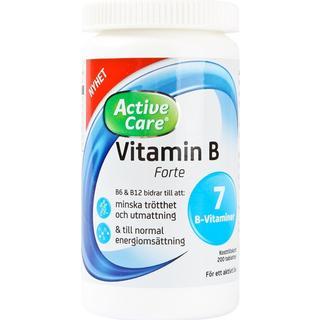 ActiveCare Vitamin B Forte 200 st