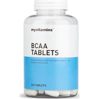 Myvitamins BCAA 240pcs 240 st