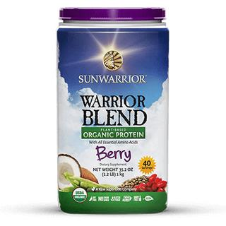 Sunwarrior Warrior Blend Berry 1kg