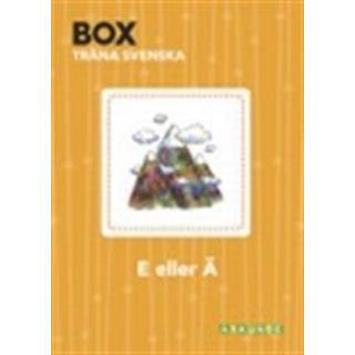 Box - E eller ä (Häftad, 2017)