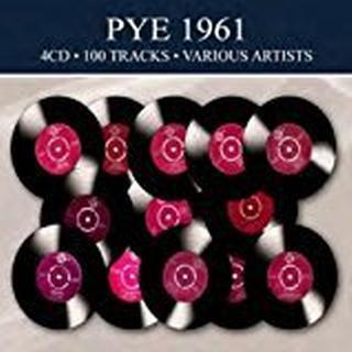 Various Artists - Pye 1961 -Digi/Remast-