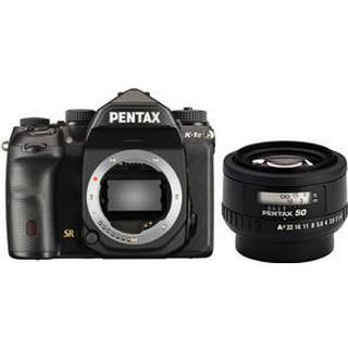 Pentax K-1 Mark II + 50mm F1.4