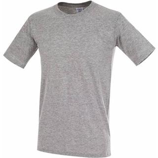 Stedman Classic-T Fitted - Grey Heather