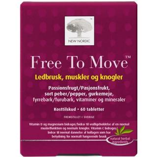 New Nordic Free To Move 60 st