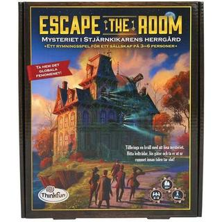 Thinkfun Escape the Room: Mysteriet i Stjärnkikarens Herrgård