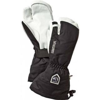 Hestra Army Leather Heli Ski 3 Finger Senior