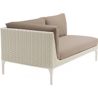 Dedon Mu Right Modular Sofa Modulsoffa
