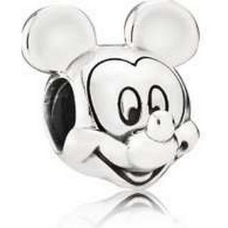 Pandora Disney Mickey Portrait Silver Charm (791586)