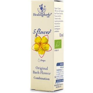 Healing Herbs Five Flower Remedy 10ml