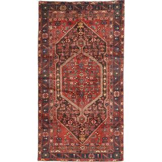 CarpetVista RXZK72 Hamadan (140x266cm) Flerfärgad