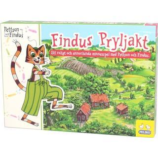Peliko Findus Pryljakt