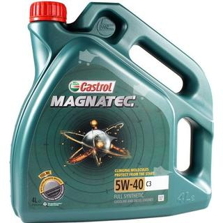 Castrol Magnatec 5W-40 C3 4L Motorolja