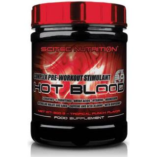 Scitec Nutrition Hot Blood 3.0 Tropical Punch 820g