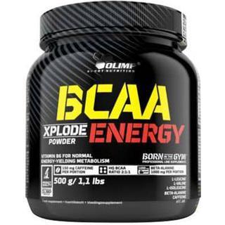 Olimp Sports Nutrition BCAA Xplode Energy Fruit Punch 500g