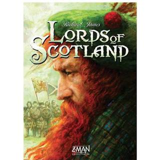 Z-Man Games Lords of Scotland