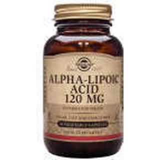 Solgar Alpha Lipoic Acid 120mg 60 st