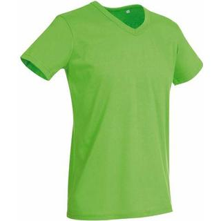 Stedman Ben V-neck T-shirt - Green Flash