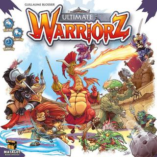 Matagot Ultimate Warriorz