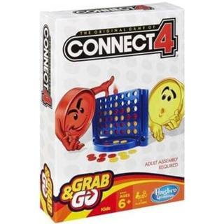 Hasbro Connect 4 Grab & Go Resespel