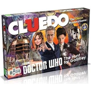 Hasbro Cluedo: Doctor Who The Hunt for Gallifrey