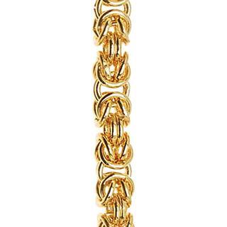 Guld Sverige Emperor Link Gold Chain