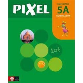 Pixel 5A Övningsbok, andra upplagan (Häftad, 2017)