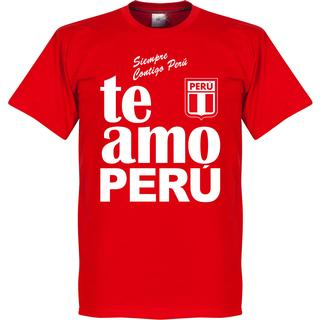 Retake Peru Te Amo T-Shirt Sr