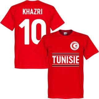 Retake Tunisia Team T-Shirt Khazri 10. Sr