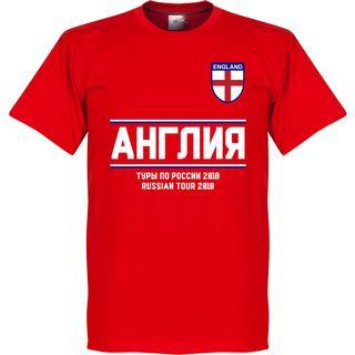 Retake England Russia Tour T-Shirt Sr