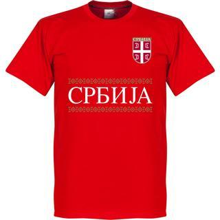 Retake Serbia Team T-Shirt Sr