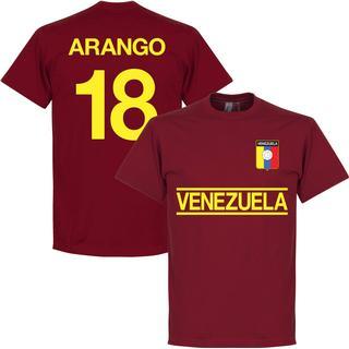 Retake Venezuela Team T-Shirt Arango 18. Sr