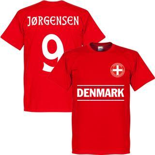 Retake Denmark Team T-Shirt Jørgensen 9. Sr