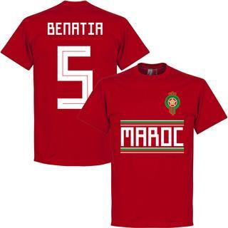 Retake Morocco Team T-Shirt Benatia 5. Sr