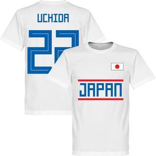 Retake Japan Team T-Shirt Uchida 22. Sr