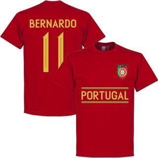 Retake Portugal Team T-Shirt Bernardo 11. Sr