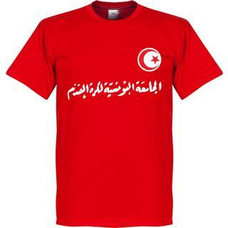 Retake Tunisia Team Script T-Shirt Sr