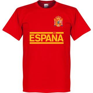 Retake Spain Team T-Shirt Sr
