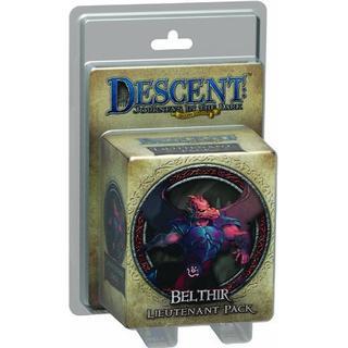 Fantasy Flight Games Descent: Journeys in the Dark Second Edition: Belthir Lieutenant Pack