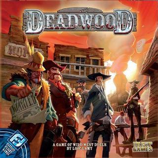Fantasy Flight Games Deadwood