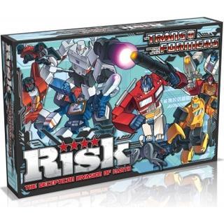 Risk: Transformers