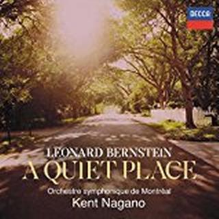 Kent Nagano - Bernstein: A Quiet Place