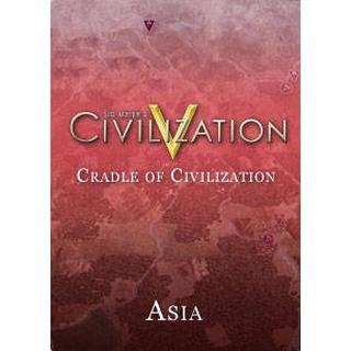 Sid Meier's Civilization V: Cradle of Civilization Map Pack - Asia