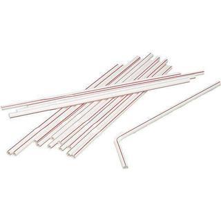 Abena Bendable Straw 24cm