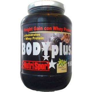 Nutrisport Bodyplus Vanilla 1.8kg