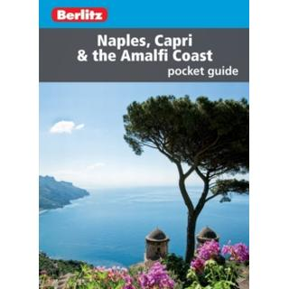 Berlitz Pocket Guide Naples, Capri & the Amalfi Coast (Pocket, 2017)