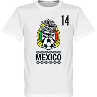 Retake Mexico Crest T-Shirt Chicharito 14. Youth